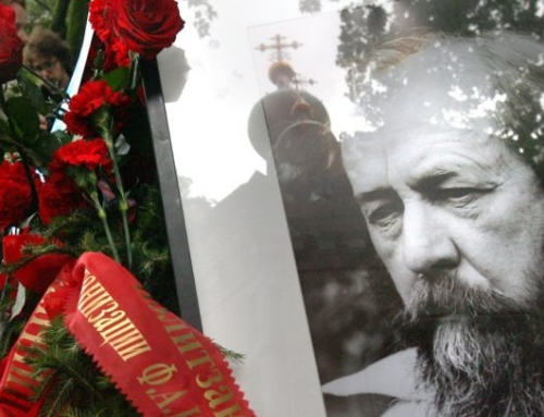 Solzhenitsyn and American Culture
