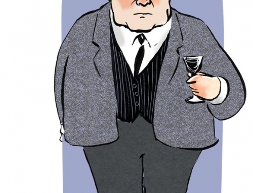Belloc on Wine, Priests and Sad Economists