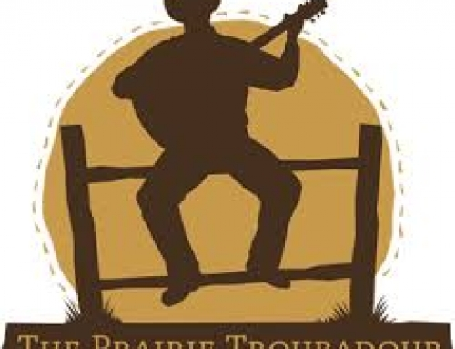 Join Me at the Prairie Troubadours