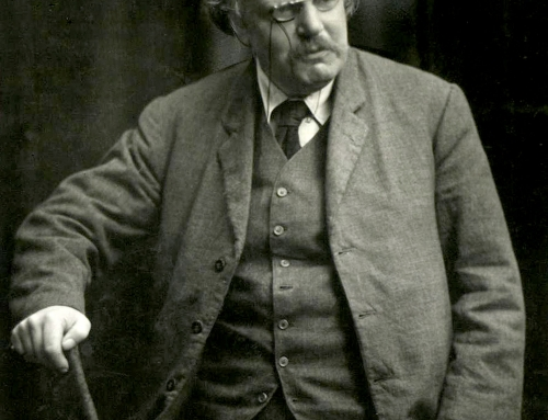 Join Me and Chesterton in Rochester