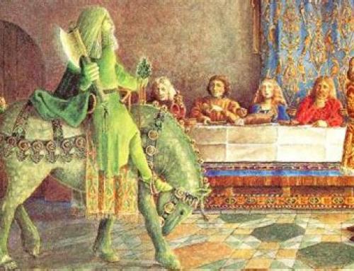 Sir Gawain & the Green Knight in a Nutshell